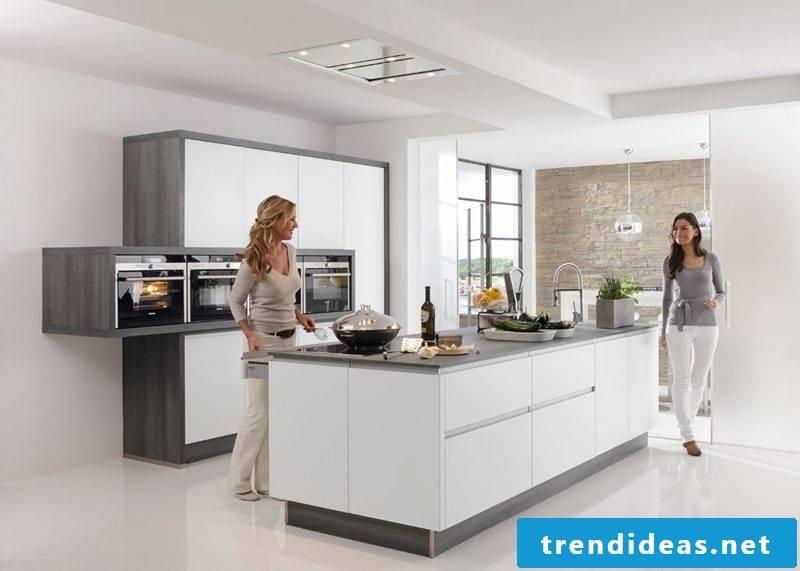 Kitchen island modern and functional design