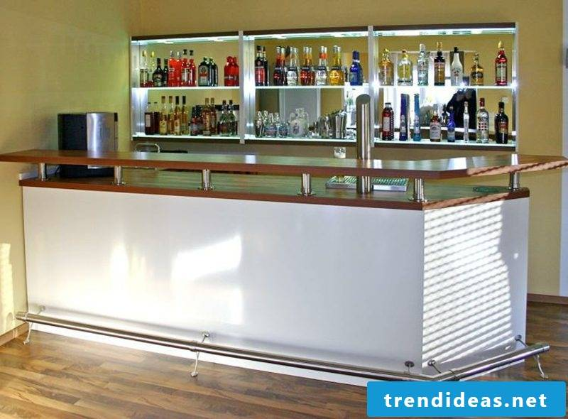 Kitchen remodel bar counter gorgeous look