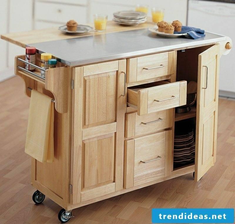 Kitchen Ideas Practical Kitchen Island DIY