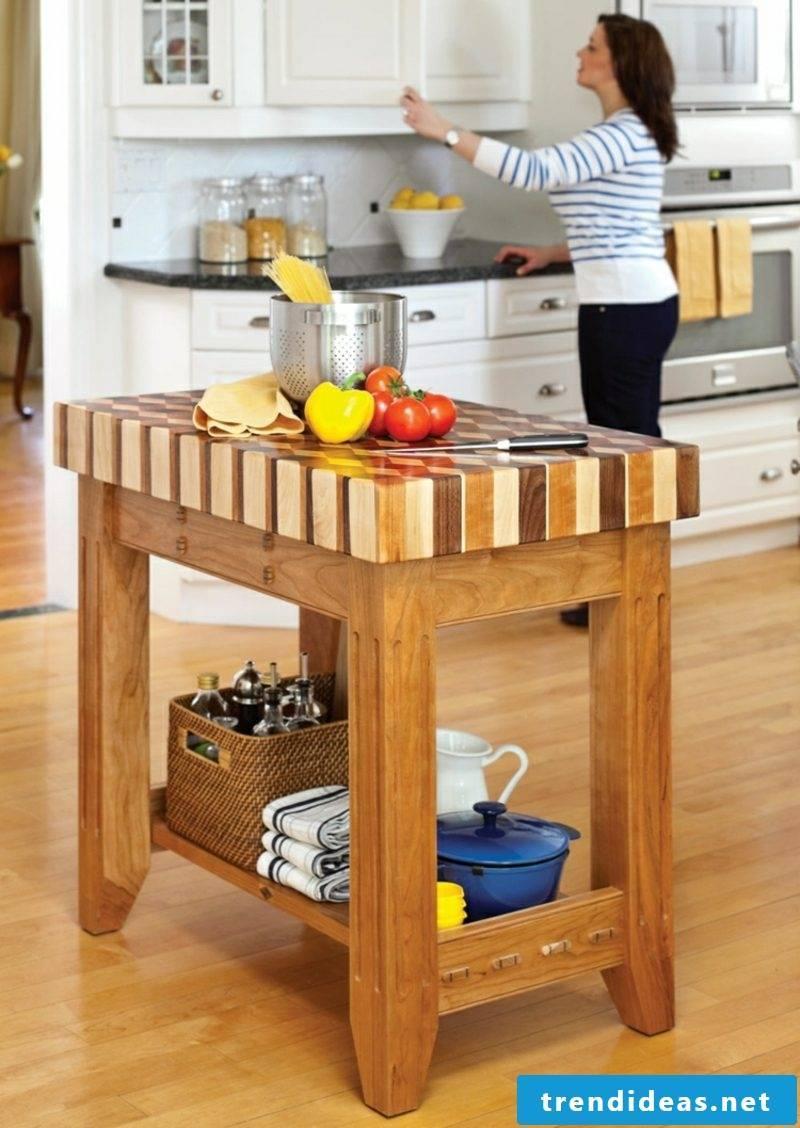 DIY kitchen kitchen island build