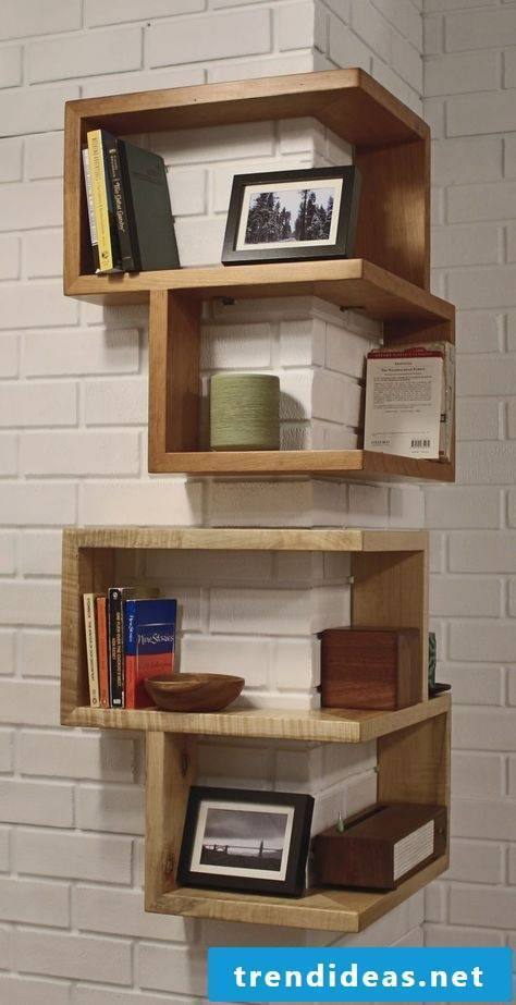 Square shelf