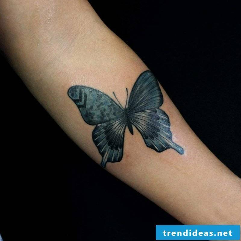 Butterfly Meaning Butterfly Tattoo
