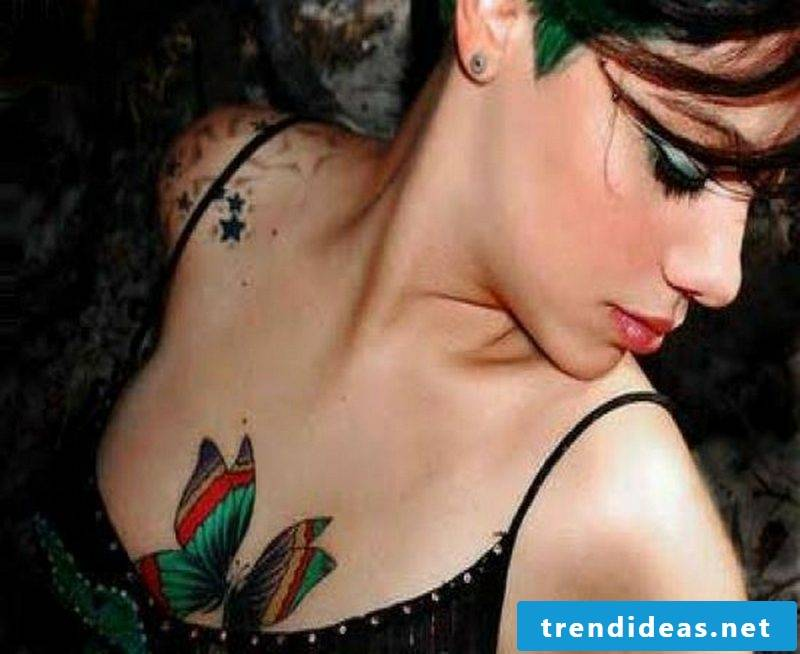 Butterfly meaning tattoos