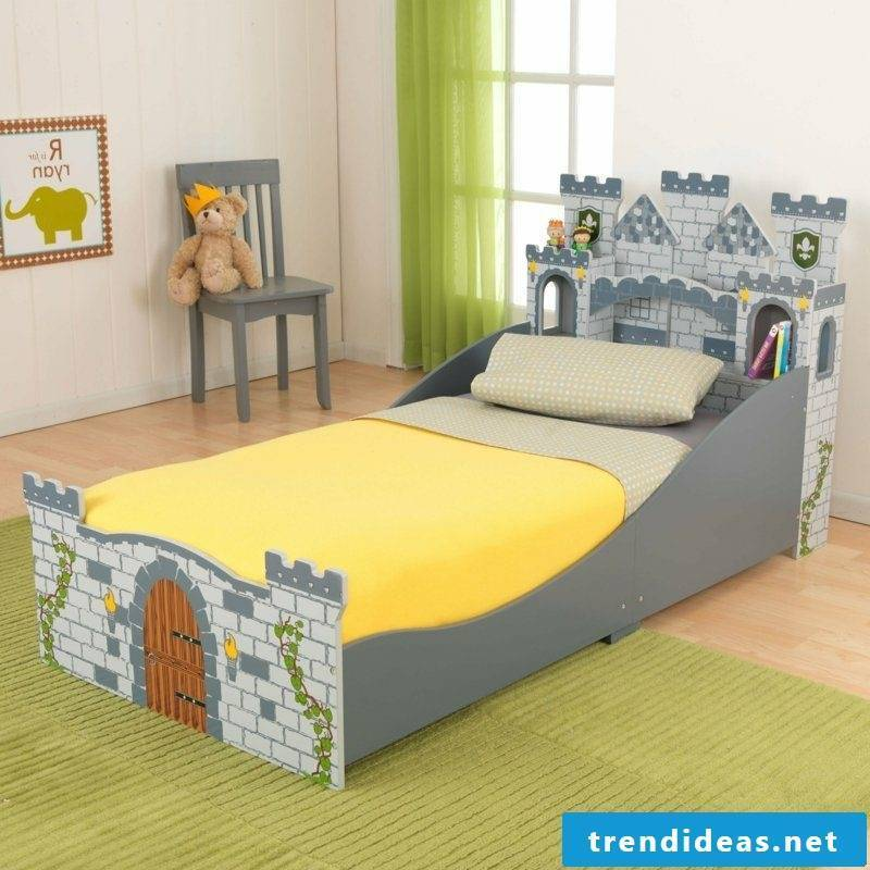 with growing cot lock