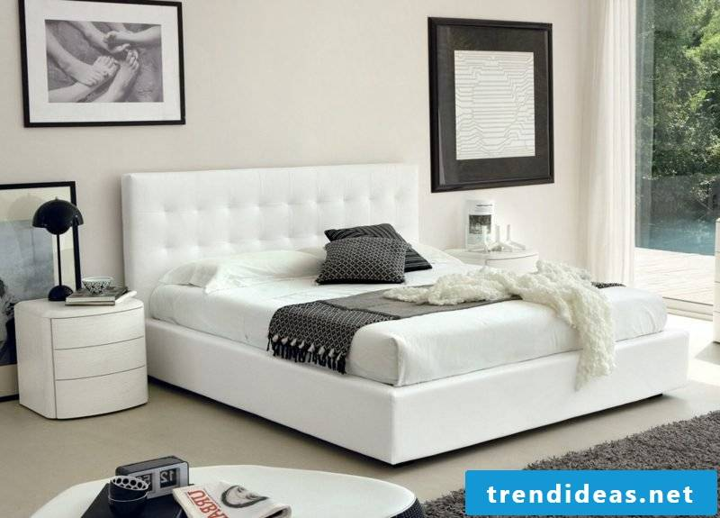 Hotel beds Queen size bed size
