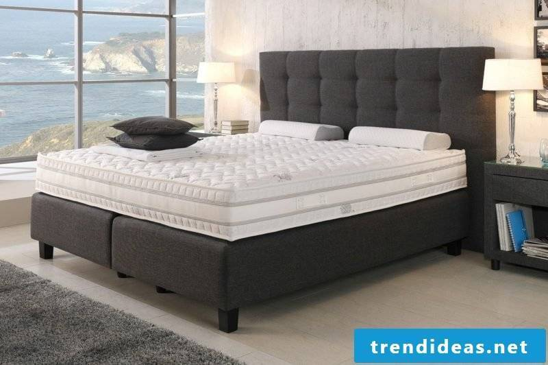 King size bed buy pros and cons