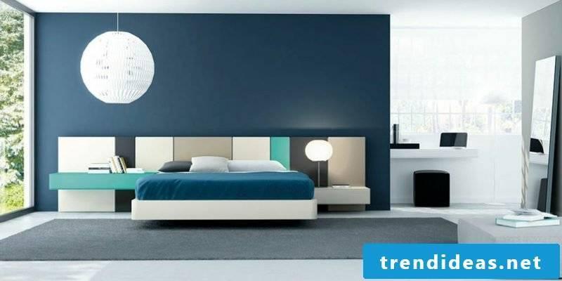 Queen size bed size benefits modern bedroom