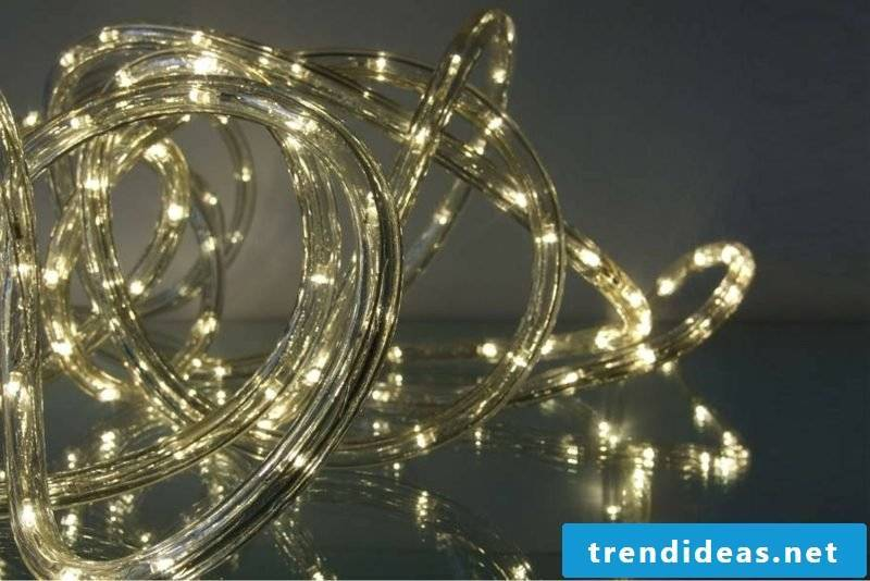indirect lighting build yourself LED light tube