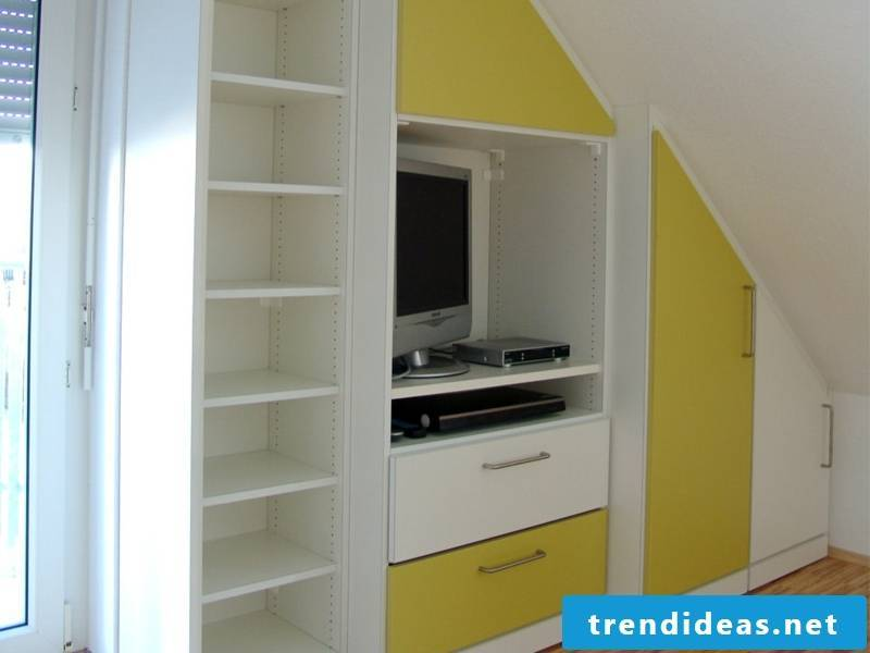 cabinet sloping special solution