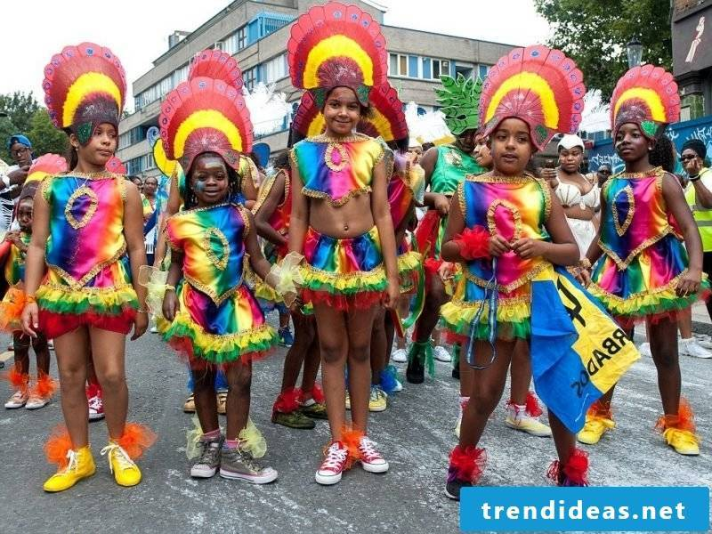 carnival group costumes same