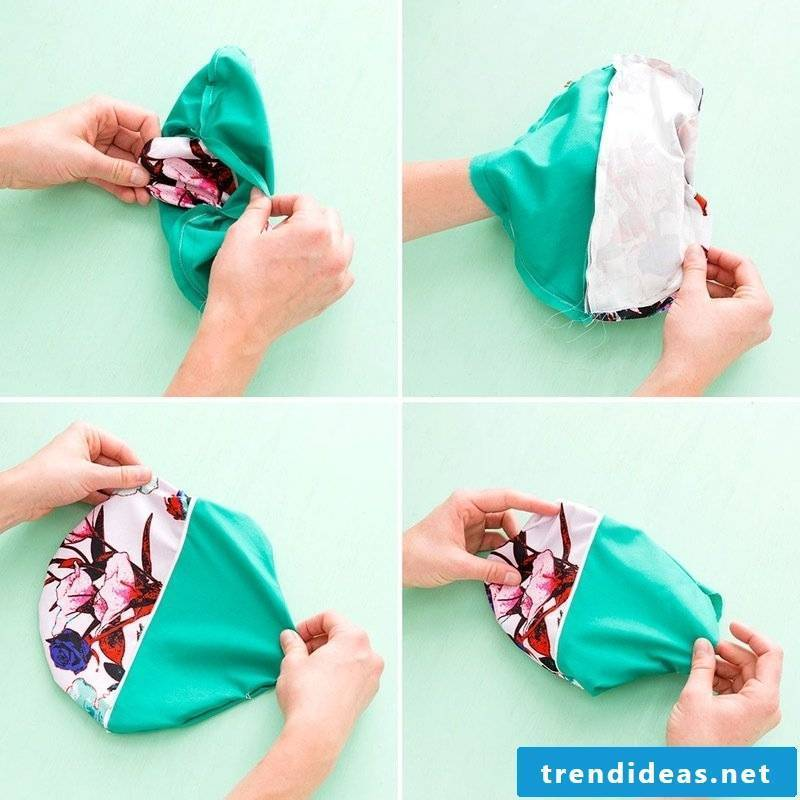 sewing ideas for beginners clutch sewing instruction