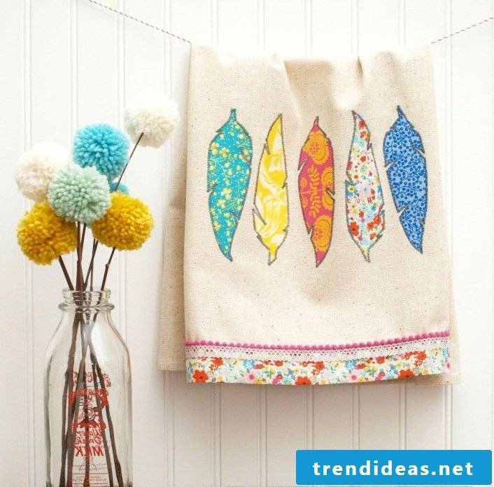 sewing ideas for novice dishcloth sewing cloth