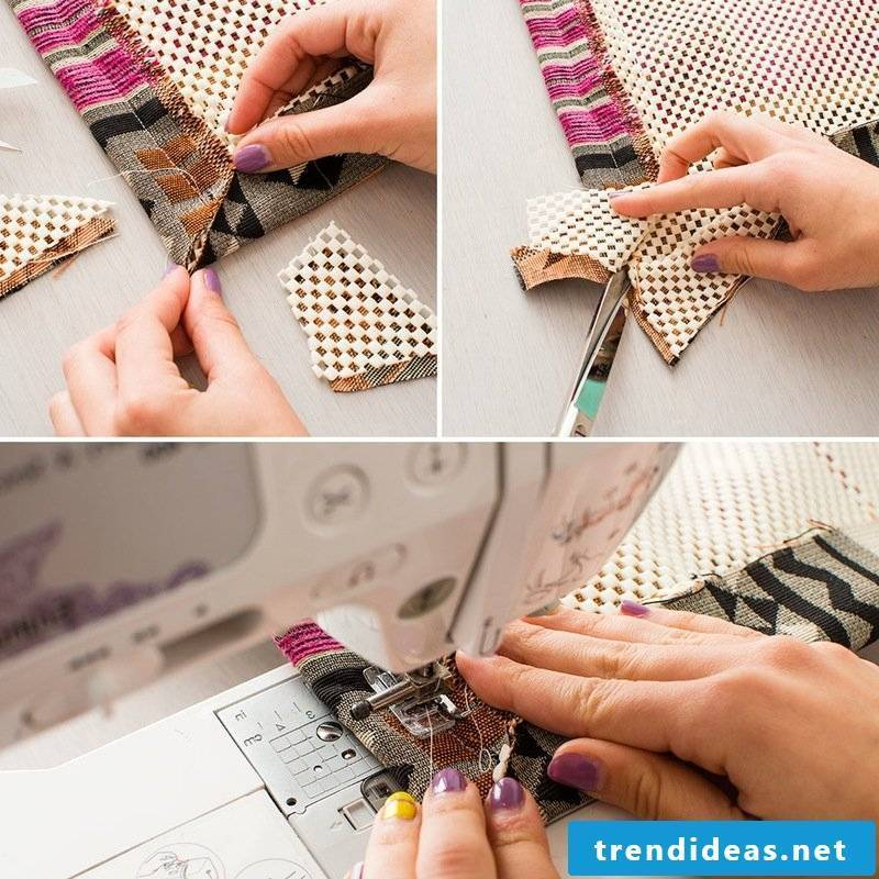 carpet itself sew instructions sewing ideas for beginners