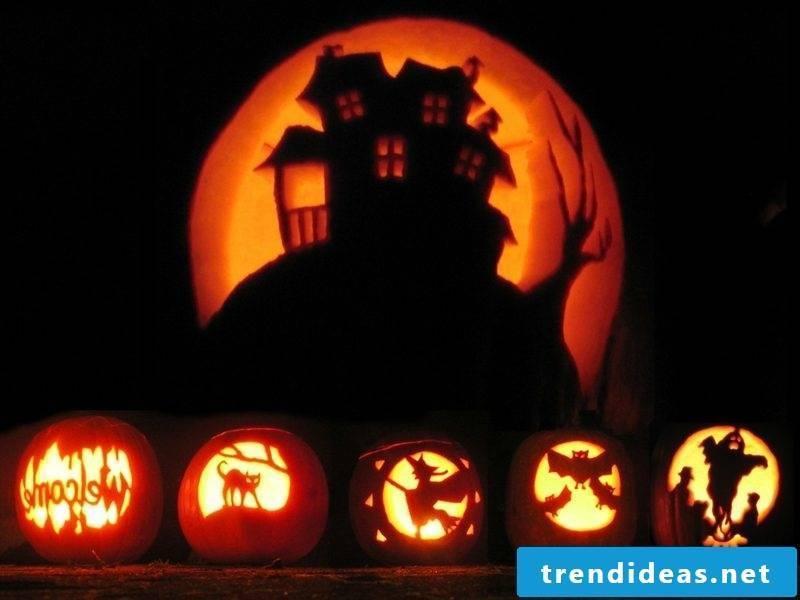 Halloween Pumpkin Creative Craft Ideas DIY