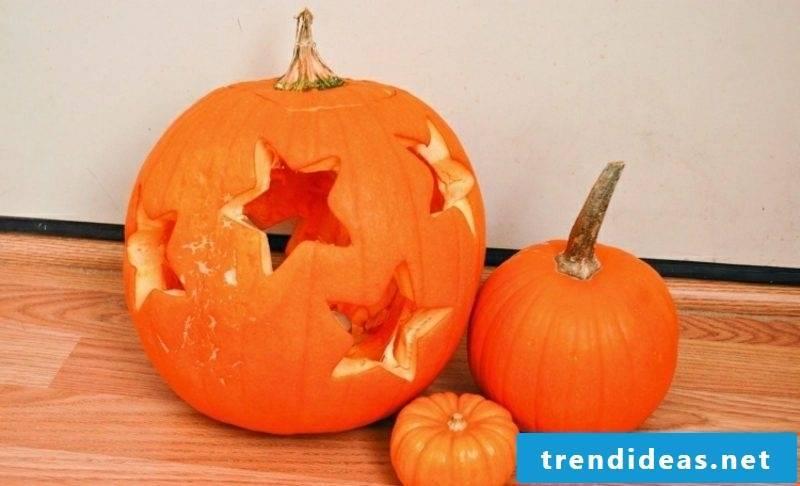 Halloween pumpkin make great lantern yourself