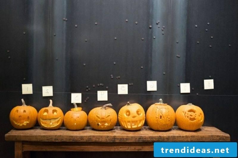 Pumpkin Halloween impressive design ideas