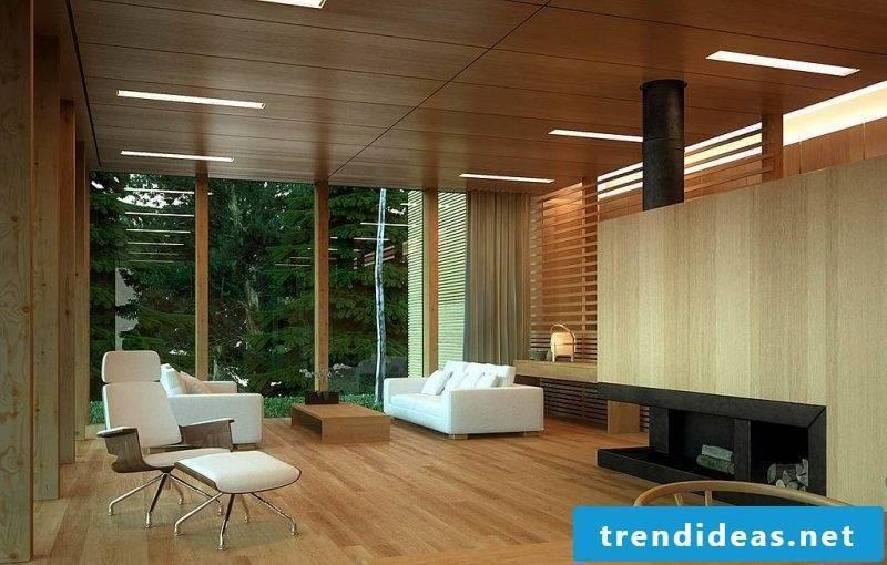 ceiling cladding stylish