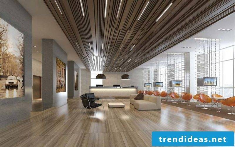 ceiling cladding innovative