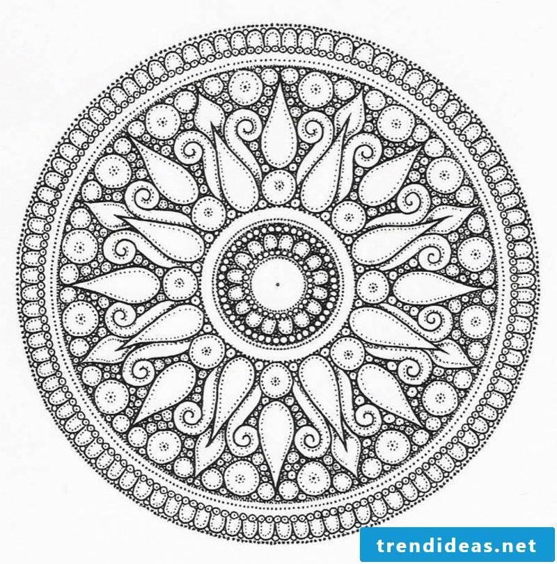 mandala templates body and soul