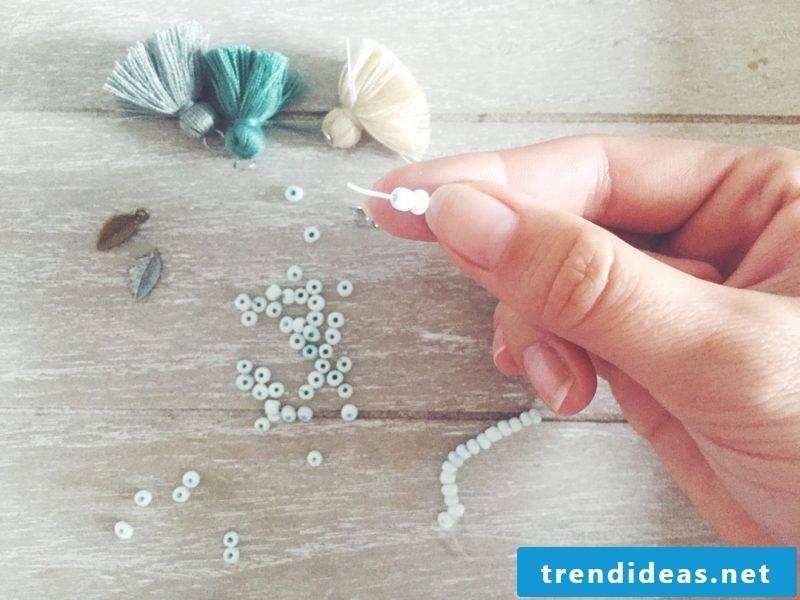 Make DIY bracelet yourself