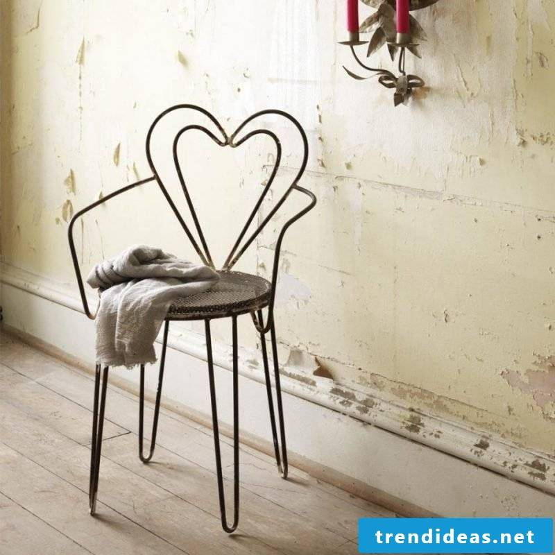Unique Heart Chair!