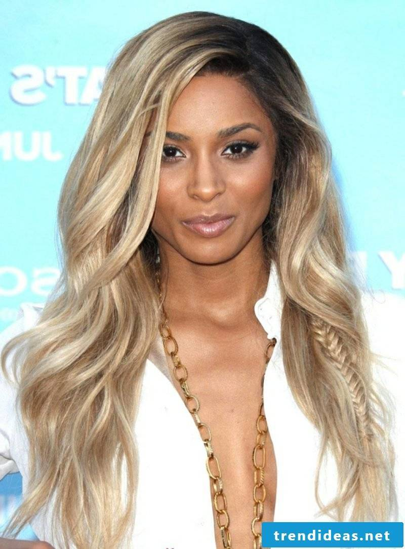 Blondes 2016 Trends Ciara