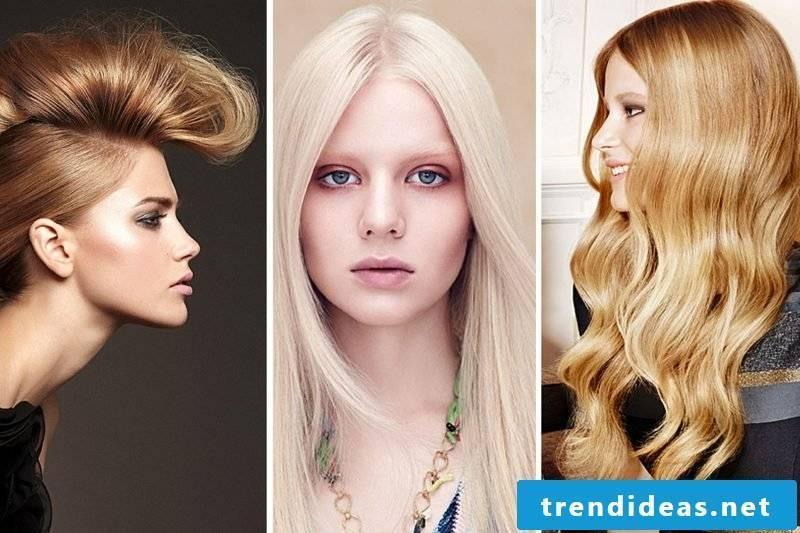 Blondes 2016 three nuances