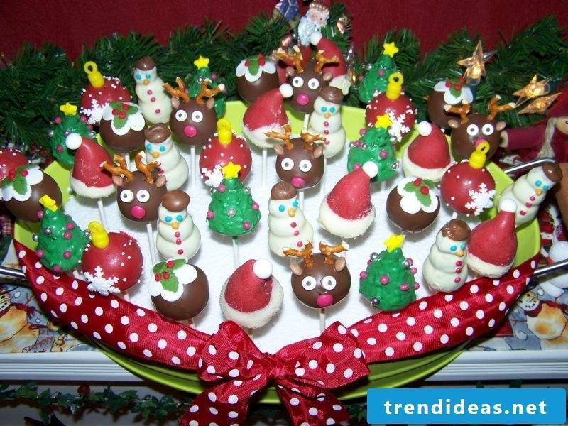 Christmas cupcakes recipes and cool christmas ideas