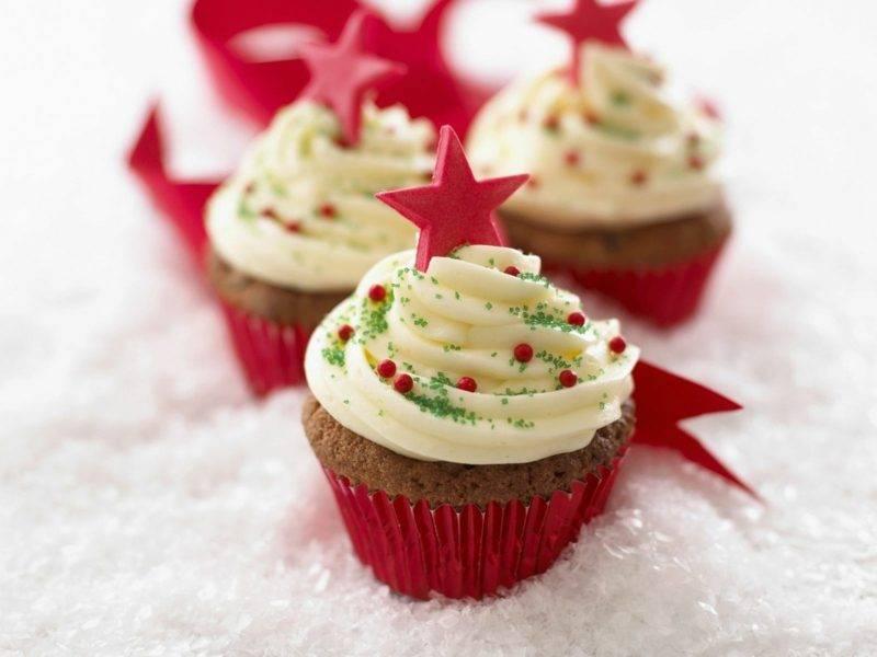 Cool Christmas cupcakes for Christmas cupcakes