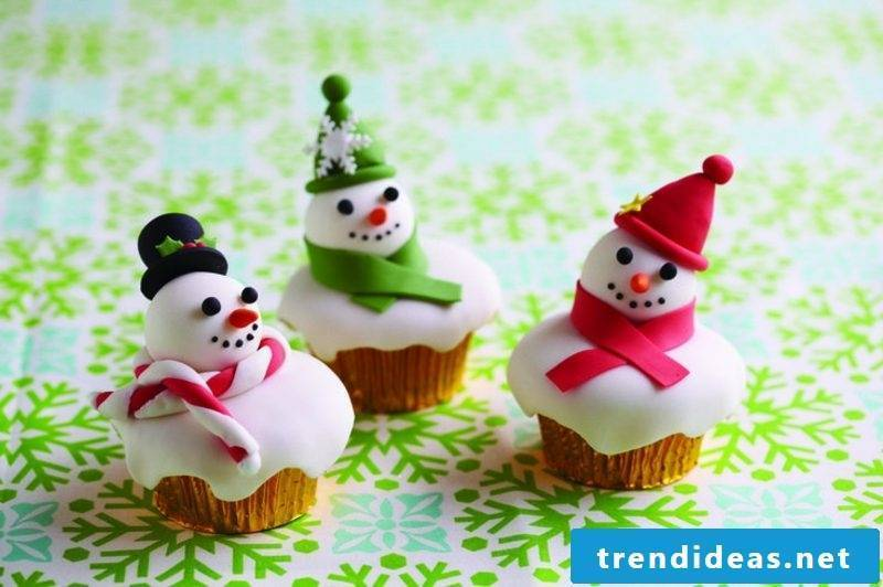 Christmas cupcakes recipes and ideas