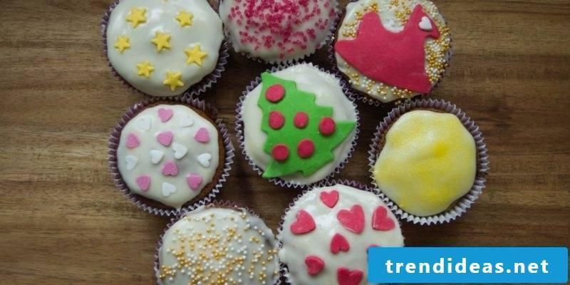 cool christmas christmas muffins cupcakes