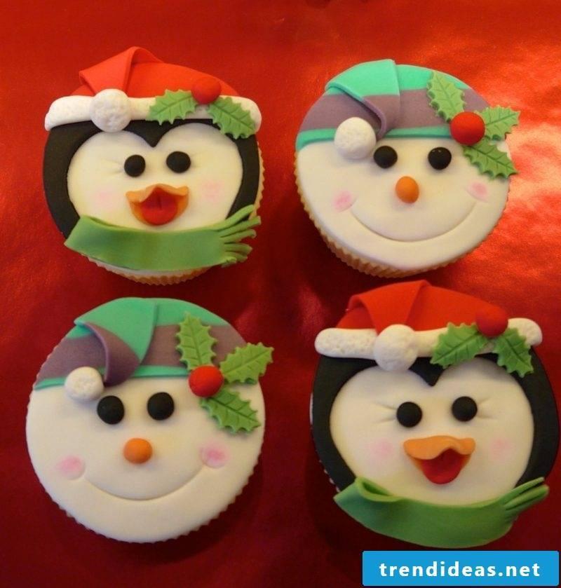 Christmas cupcakes cupcakes