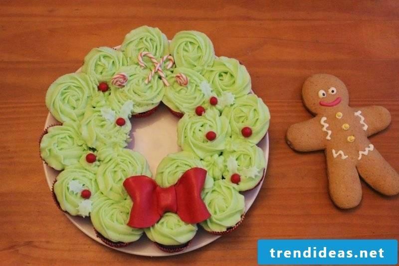 cool christmas cupcake adventskrant christmas cupcakes-cake-gingerbread-man-gingerbread-manners gingerbread-christmas gingerbread-christmas-cupcakes