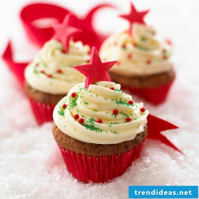 cool christmas recipes cupcakes