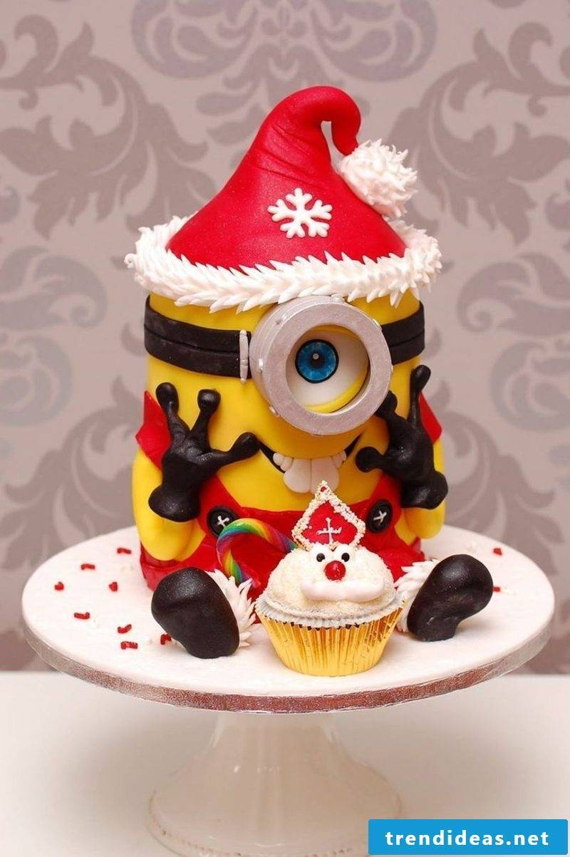 cool christmas great cupcakes