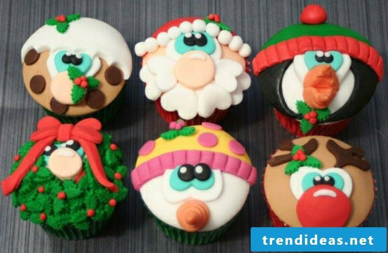 cool christmas great ideas for christmas cupcakes cupcakes for christmas ornate