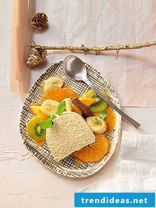 Christmas dinner ideas hubsch