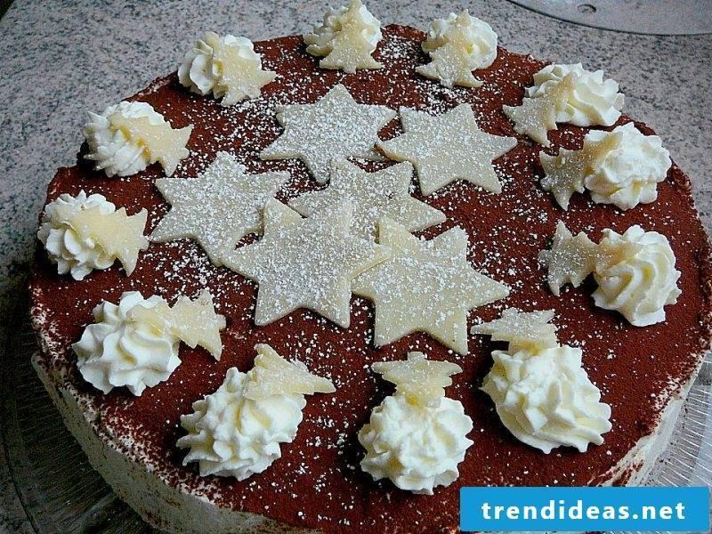 Christmas dinner ideas pie