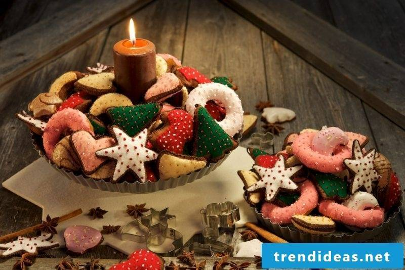 cake christmas dinner ideas