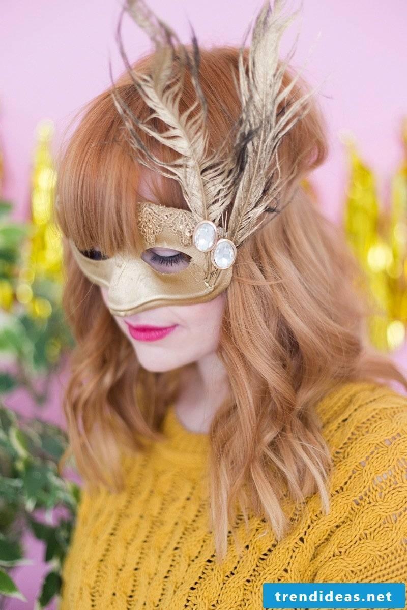 Masks make face masks mask make masks DIY Venetian mask