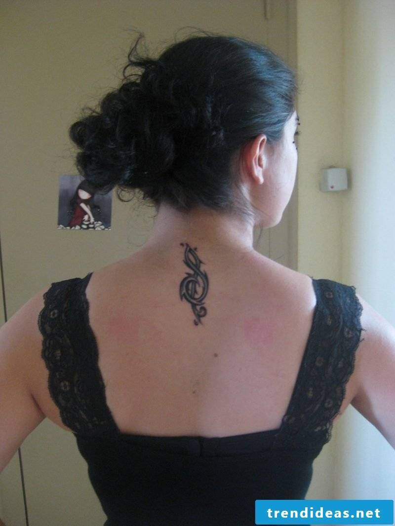 Clef Clef Tattoo