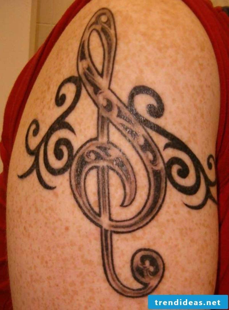 keyring tattoo celtic tribal