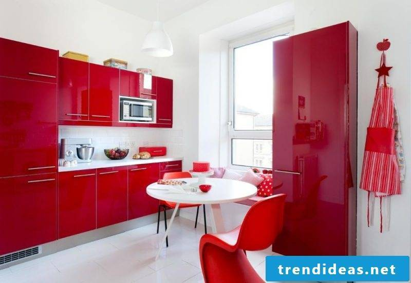 Which colors fit together kitchen