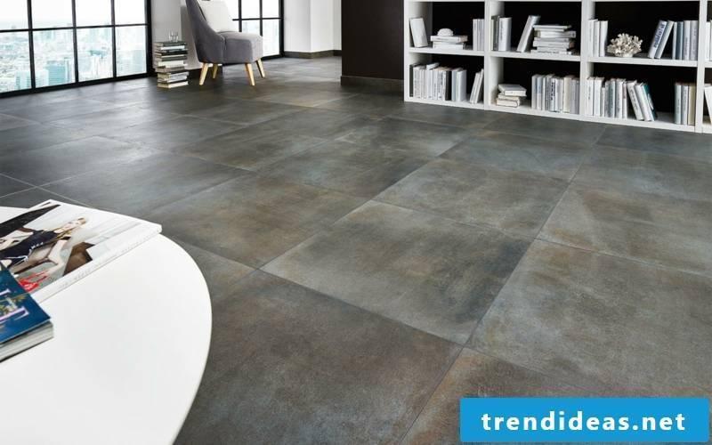concrete tiles beautiful living