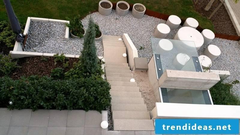 concrete tiles classic soil material