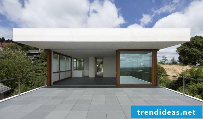concrete tiles modern