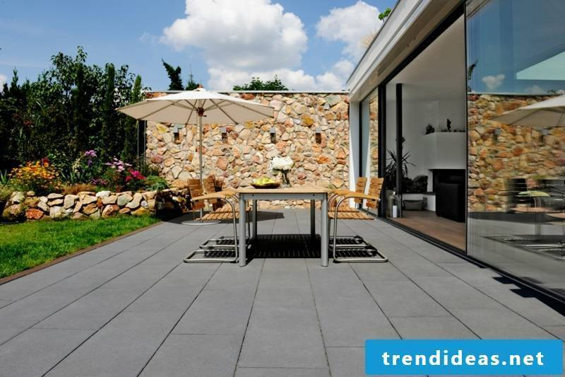 concrete tiles traditional