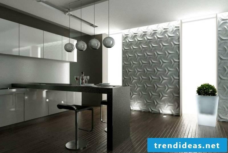 concrete tiles plain color
