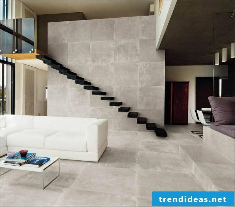 concrete tiles large