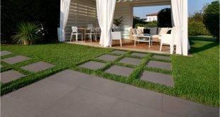 Concrete tiles practical and modern